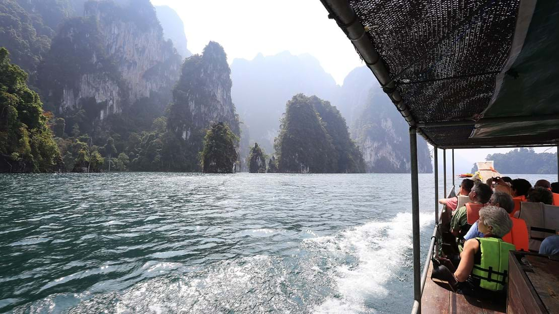 b Boat Cruise on Cheow Larn Lake in Khao Sok National Park Thailand, picture by Elephant Hills Rainforest Camp Thailand.jpg